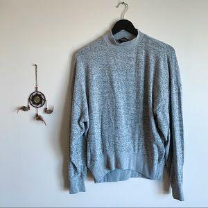 Grey Topshop Sweater